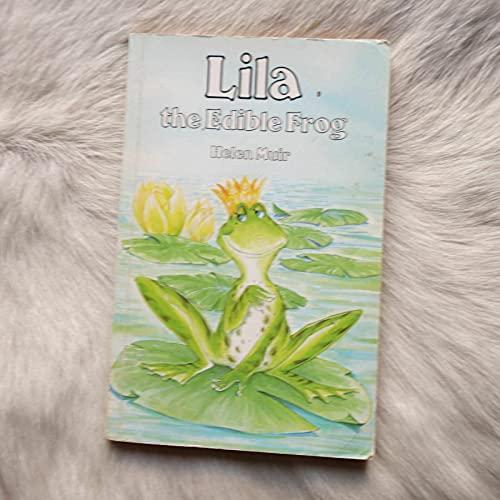 9780001954465: Lila the Edible Frog