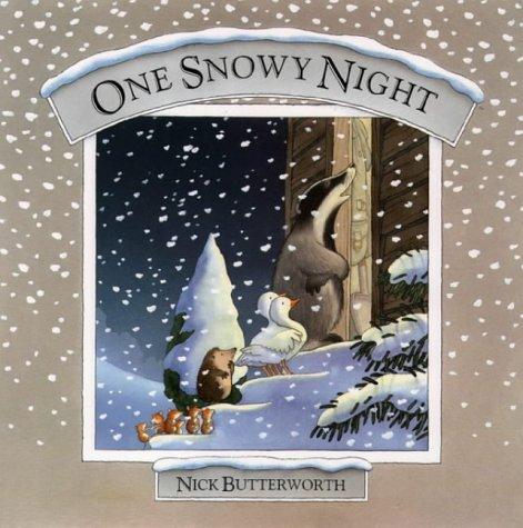 9780001954793: Percy the Park Keeper - One Snowy Night: Collection