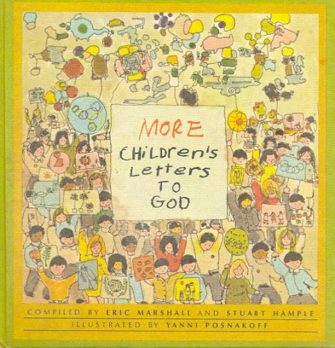 9780001955059: More Children's Letters to God