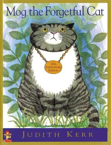 9780001955073: Mog the Forgetful Cat: 30th Anniversary Edition