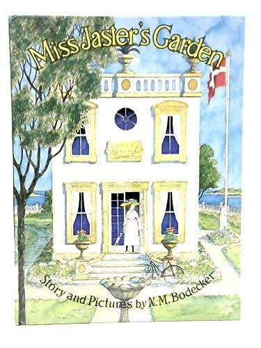 9780001955103: Miss Jaster's Garden