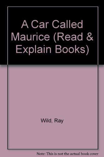9780001955400: A Car Called Maurice (Read & Explain Books)