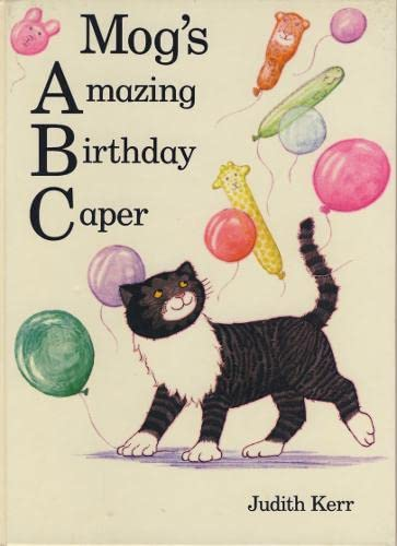 9780001955578: Mog's Amazing Birthday Caper