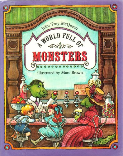 9780001956018: A World Full of Monsters