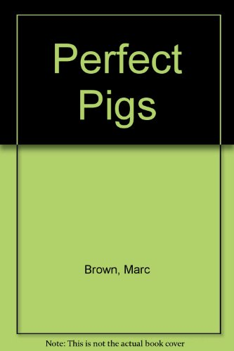 9780001956230: Perfect Pigs