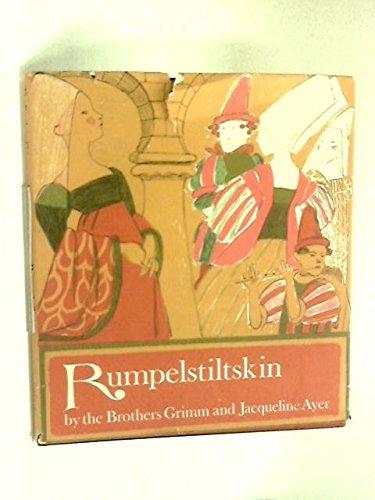 Rumpelstiltskin (9780001957039) by Brothers Grimm