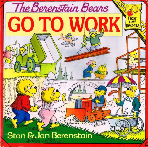 9780001957077: The Berenstain Bears Go to Work
