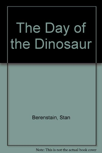 9780001957121: The Day of the Dinosaur