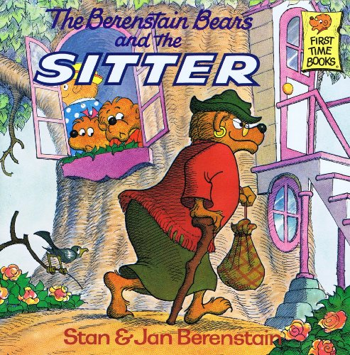 9780001957237: The Berenstain Bears and the Sitter (First Time Books)