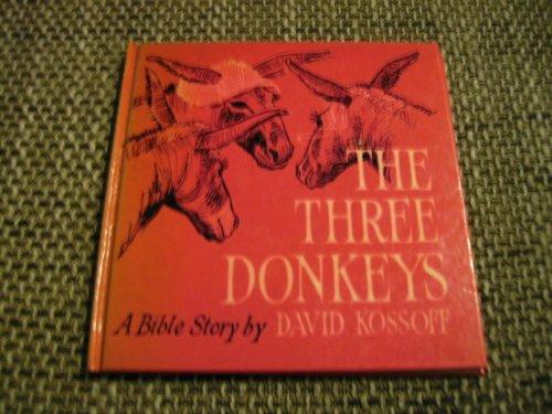 9780001958227: The Three Donkeys: A Bible Story