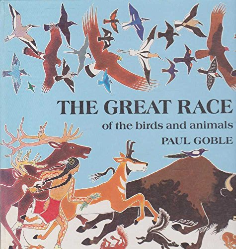 The Great Race (0001958984) by Paul Goble