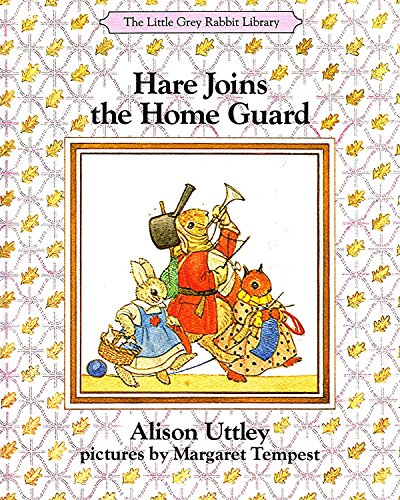 9780001959026: Hare Joins the Home Guard