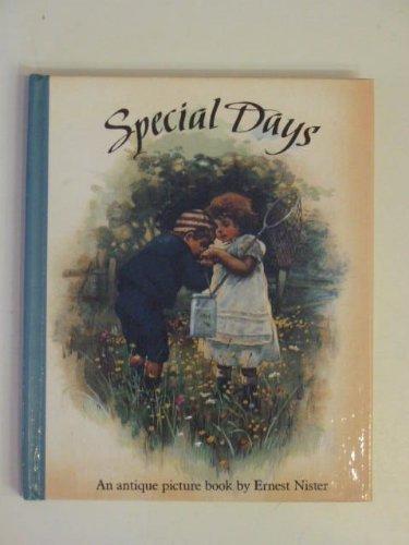 Special Days: Pop-up Book (Mini-Nister Pop-ups): Ernest Nister