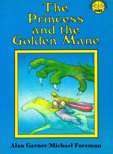 9780001961036: Princess and the Golden Mane (Colour Cubs S.)