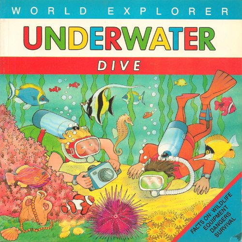 9780001961357: Underwater Dive (World Explorers)