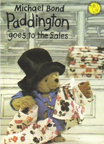 9780001961722: Paddington Goes to the Sales (Colour Cubs)