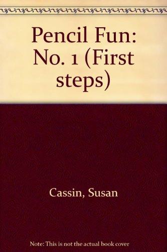 9780001970090: First Steps Pencil Fun 1 (No. 1)