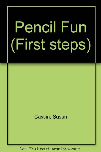 9780001970205: Pencil Fun (First steps)