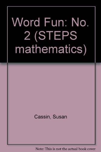 9780001970236: Word Fun: No. 2 (STEPS mathematics)