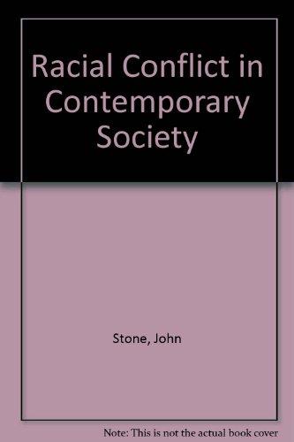 9780001971738: Racial conflict in contemporary society