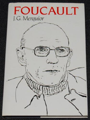 9780001971806: Foucault (Modern masters)