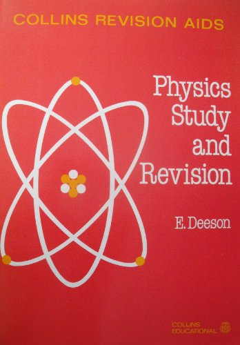 9780001972537: Physics: Study and Revision (Collins revision aids)