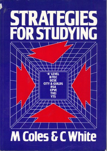 9780001972841: Strategies for Studying