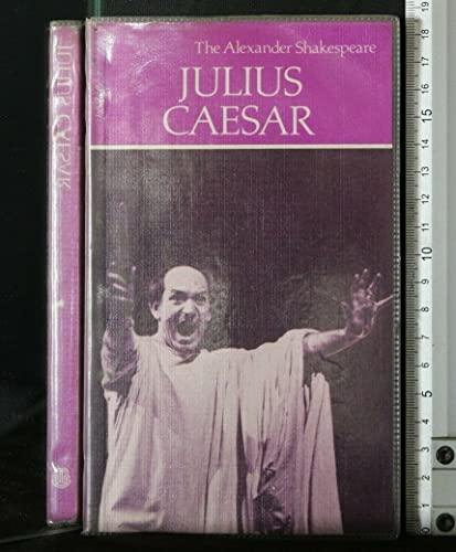 9780001973121: Julius Caesar (The Alexander Shakespeare S.)