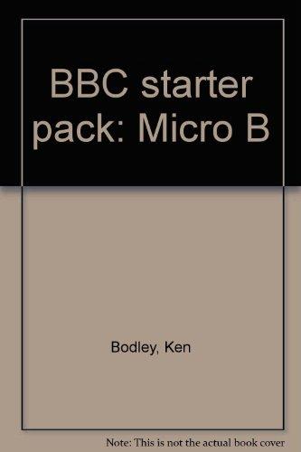 9780001976016: BBC starter pack: Micro B