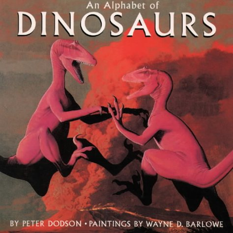 9780001979024: An Alphabet of Dinosaurs