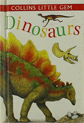 9780001979109: Dinosaurs (Little Gems)