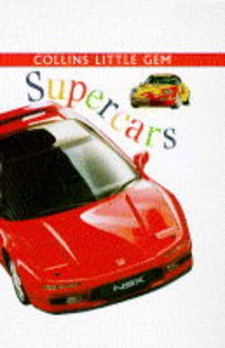 9780001979147: Supercars (Little Gems)