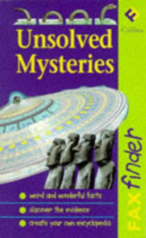9780001979185: Unsolved Mysteries (Faxfinder)
