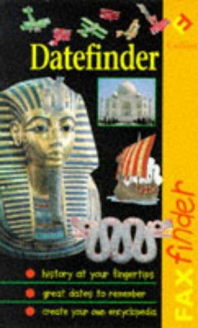 9780001979338: Date Finder (Faxfinder)