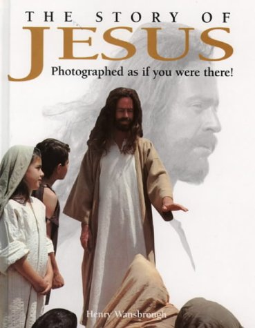 9780001979451: The Story of Jesus