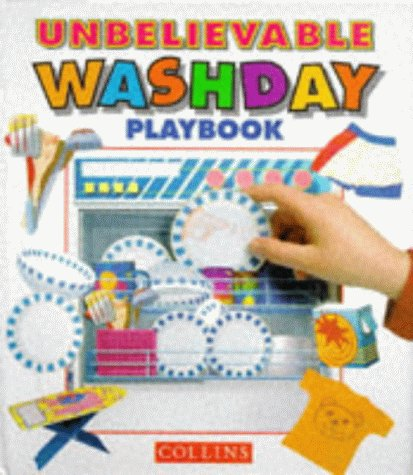 Unbelievable Washday Play Book: Pop-up Book (9780001979543) by David Bennett; Sally Crabtree
