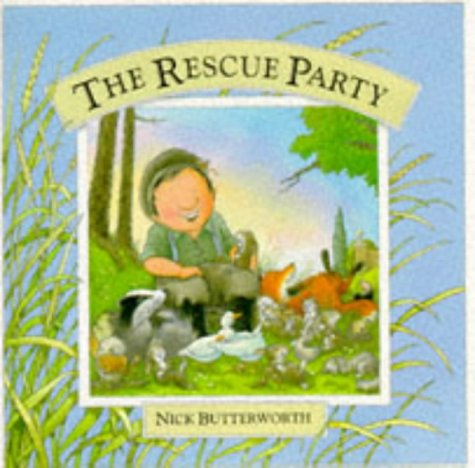 9780001981072: The Rescue Party