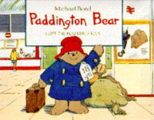 9780001981157: Paddington Bear: Lift-the-flap Rebus Book