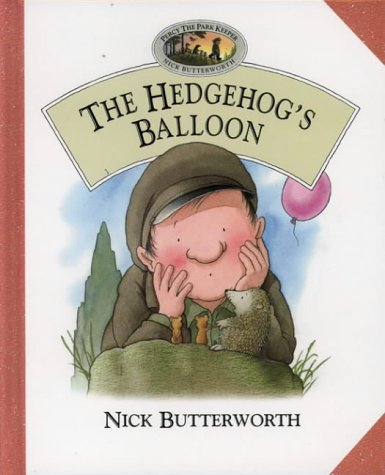 9780001981294: The Hedgehog's Balloon (Percy the Park Keeper) (Percy's park)