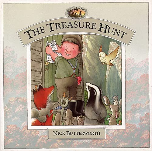 9780001981317: The Treasure Hunt (Percy the Park Keeper)