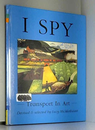 9780001981812: I-Spy: Transport in Art