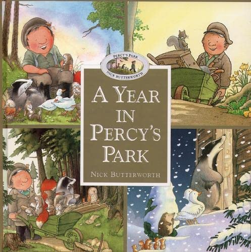 9780001981850: A Year in Percy's Park