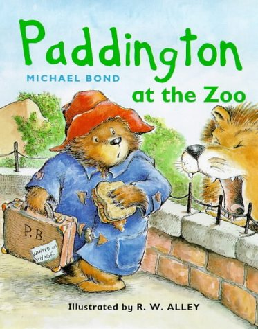 9780001981966: Paddington Little Library – Paddington at the Zoo