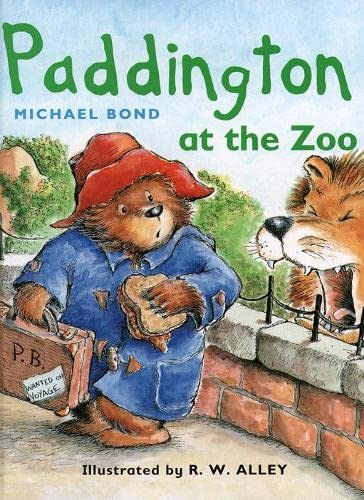 9780001981966: Paddington at the Zoo