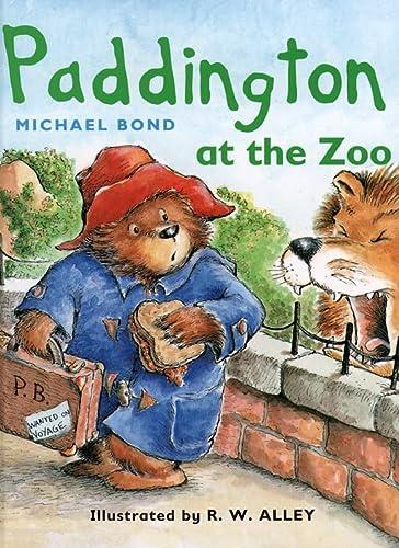 9780001981966: Paddington at the Zoo (Paddington Little Library)