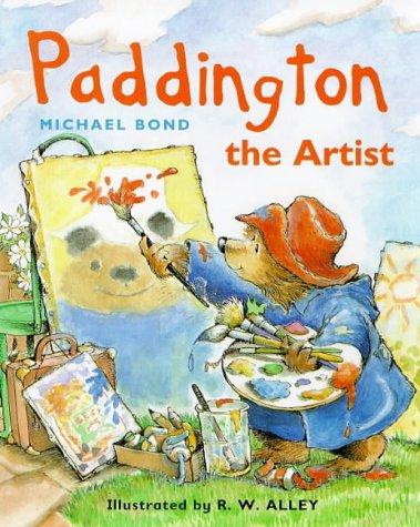 9780001981973: Paddington the Artist