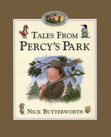 9780001982086: Percy the Park Keeper - Tales From Percy's Park