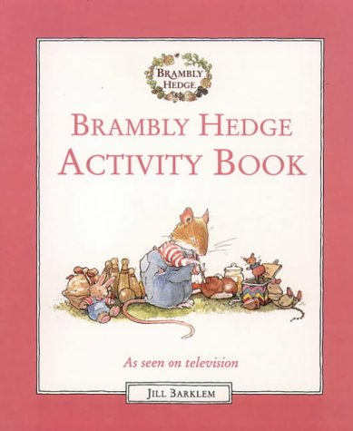 9780001982161: Brambly Hedge: Activity Book (Brambly Hedge)