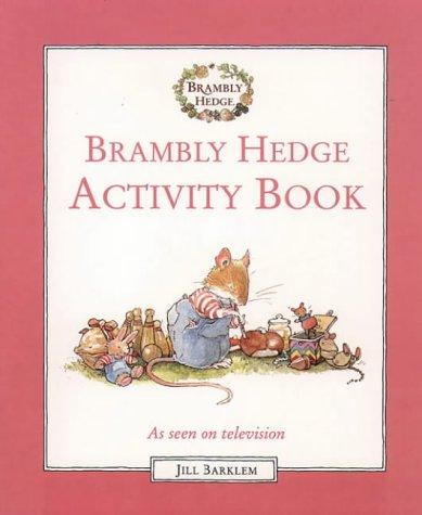 9780001982161: Brambly Hedge - Brambly Hedge Activity Book