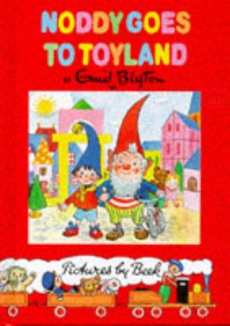 9780001982314: Noddy Goes to Toyland (Noddy Classic Library)